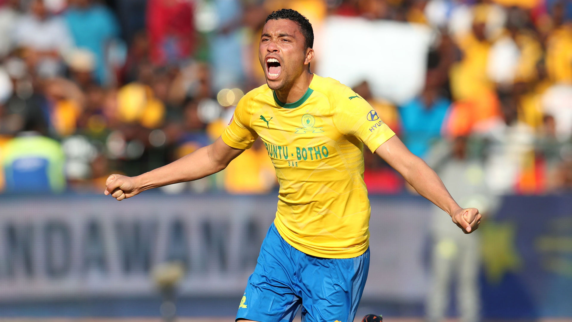 Ricardo Nascimento, Sundowns, August 2018