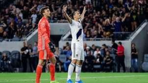 Zlatan Ibrahimovic LAFC LA Galaxy