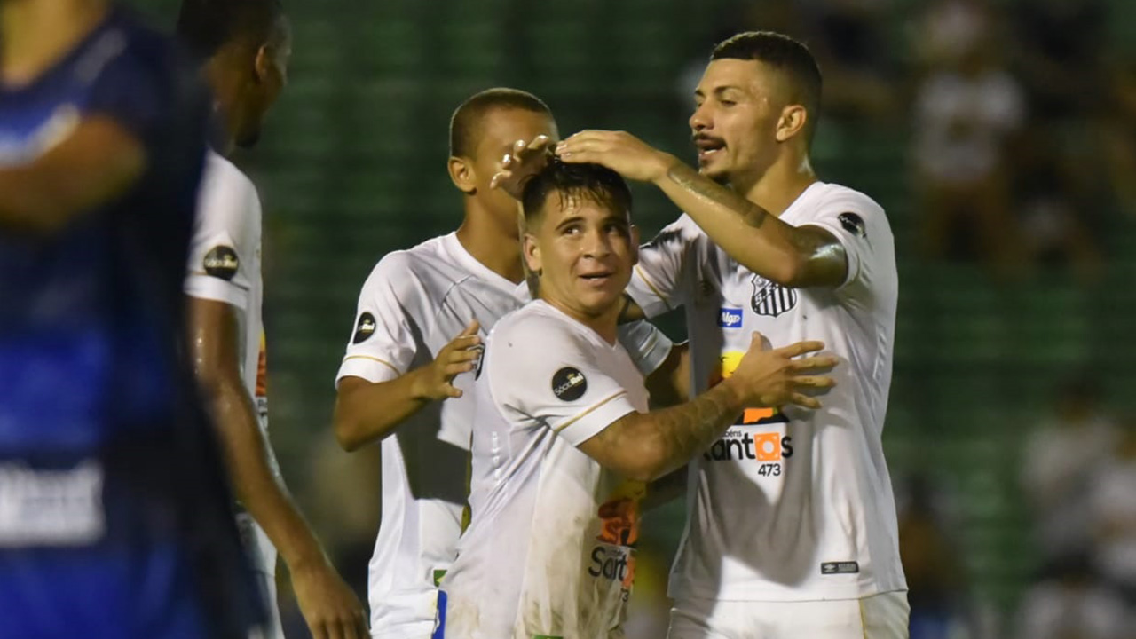 Soltedo Altos-PI Santos Copa do Brasil 06022019