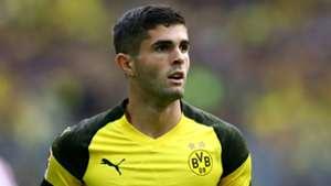 Christian Pulisic Borussia Dortmund 2018-19