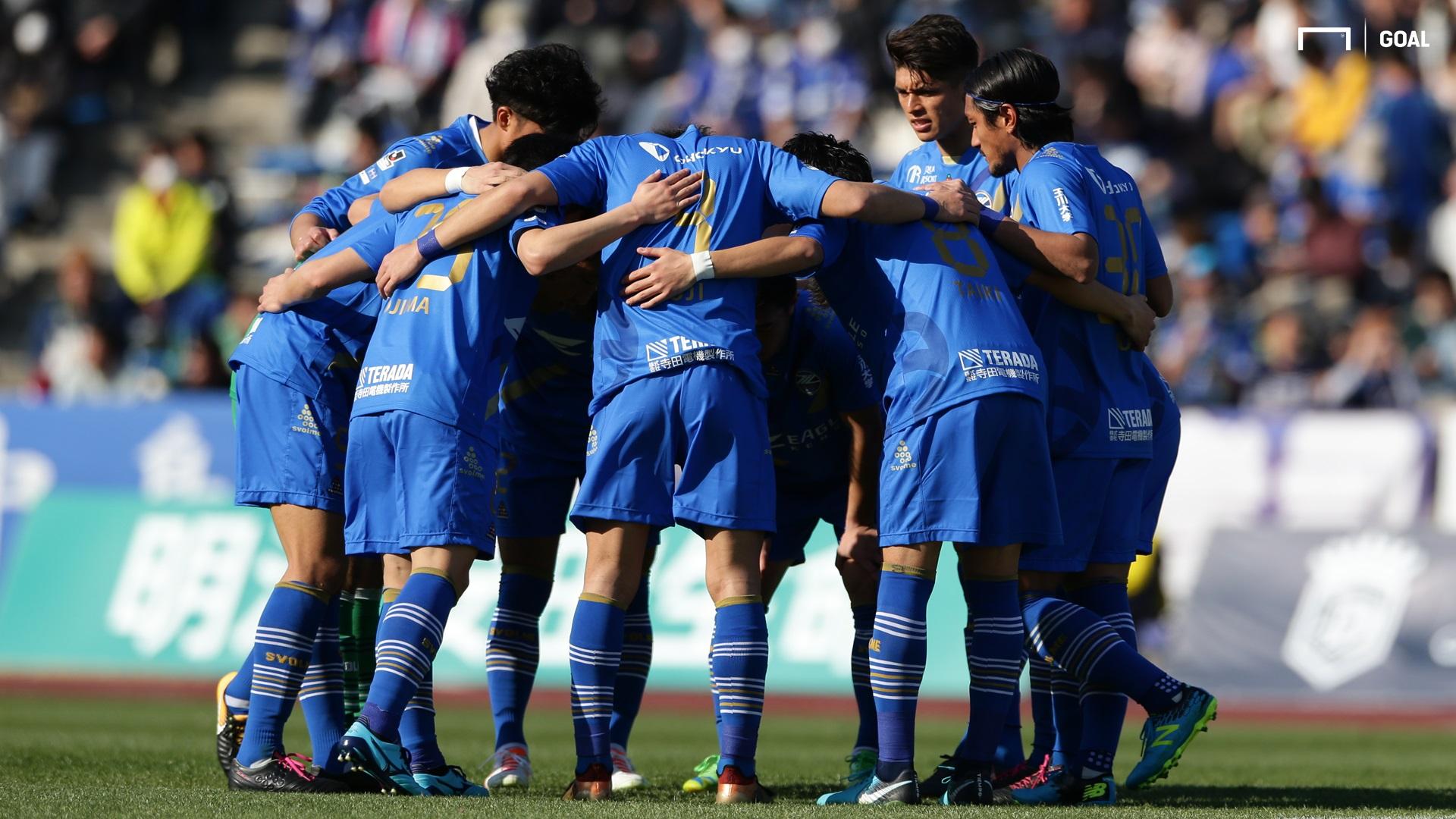 FC町田ゼルビア対松本山雅FC