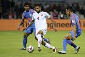 India vs Bahrain Pritam Kotal
