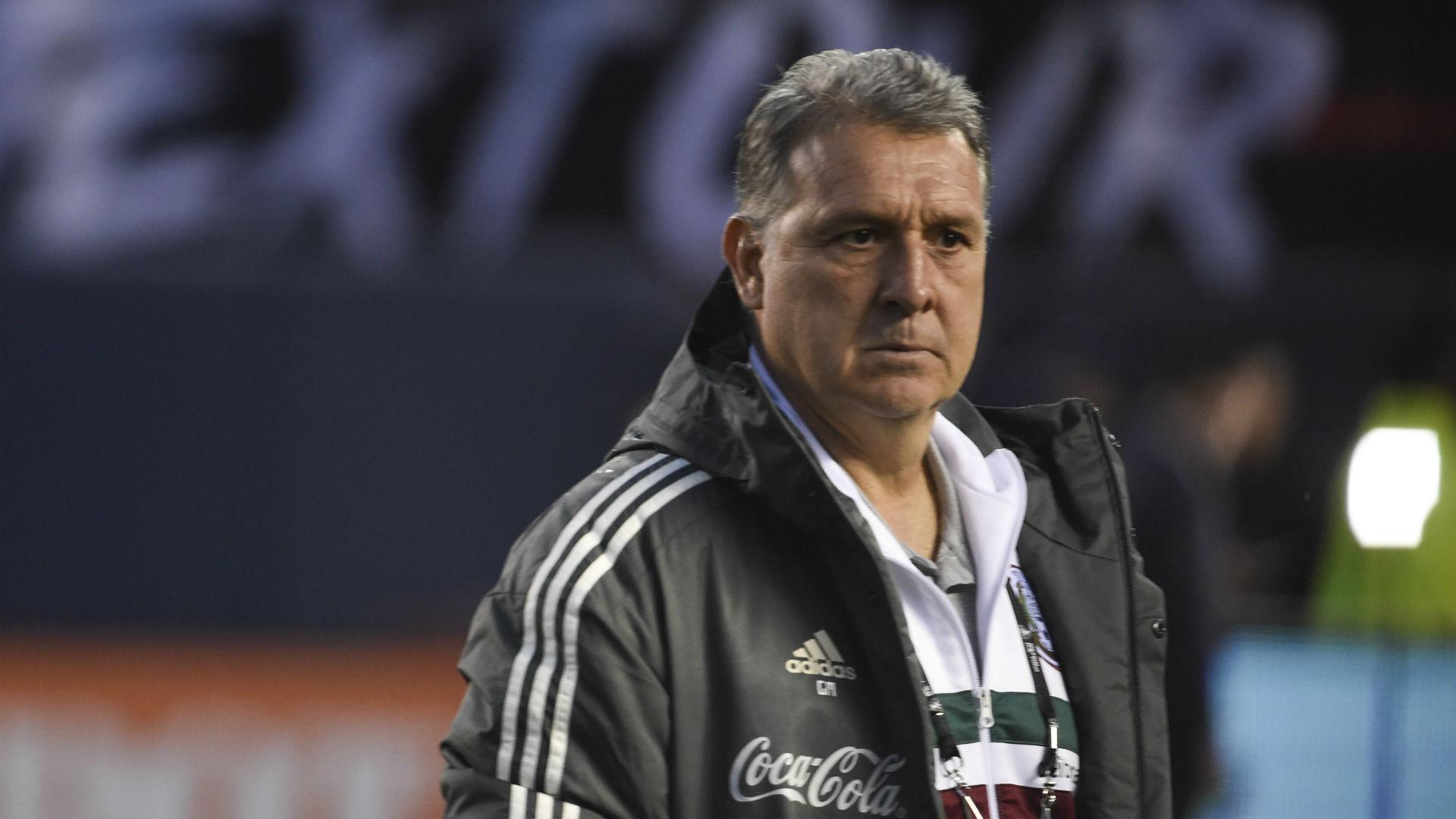 Tata Martino Mexico 2019
