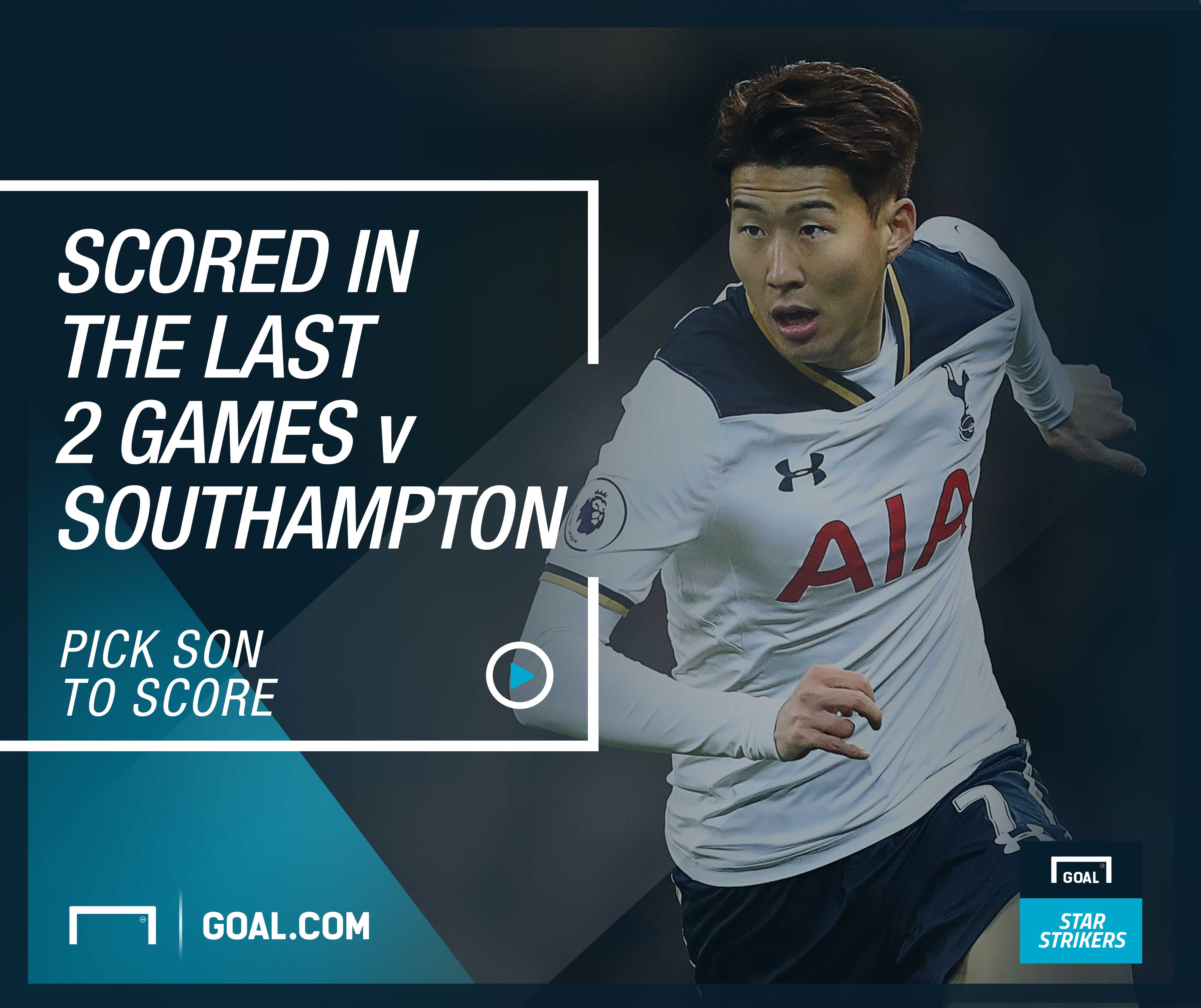 Goal Star Strikers Son