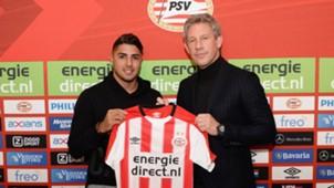 PSV Eindhoven Maximiliano Romero