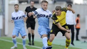 Ciro Immobile Borussia Dortmund Lazio