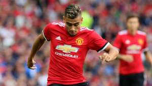 Andreas Pereira Manchester United
