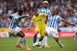 Eden Hazard vs Huddersfield