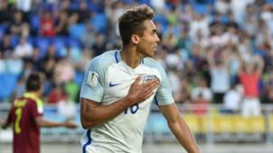Dominic Calvert-Lewin Venezuela England U20