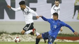 Benjamin Henrichs Deutschland U21 Kosovo 27032018