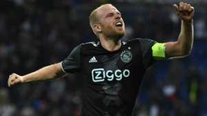 Davy Klaassen Ajax Europa League