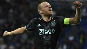Davy Klaassen Ajax Europa League