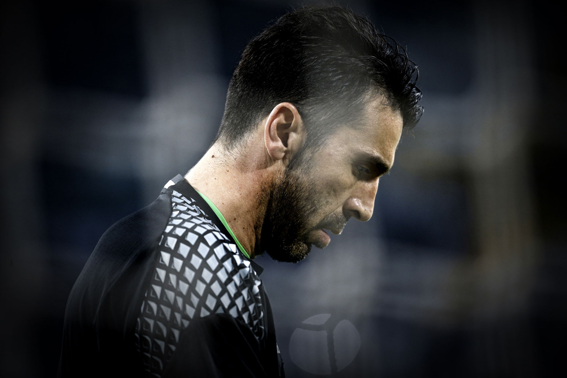 Juve-Real, Buffon: