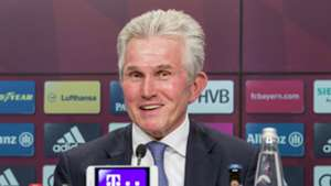 Jupp Heynckes FC Bayern München 20171009