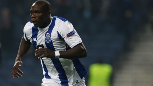 Porto's Vincent Aboubakar doubtful for Liverpool game