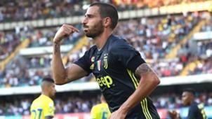 Bonucci Chievo Juventus