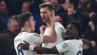 Fernando Llorente Tottenham 2018-19