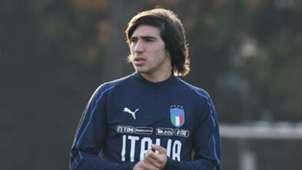 2018-11-17 Sandro Tonali Italy