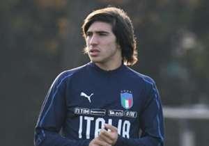 SANDRO TONALI - Brescia, 18 tahun