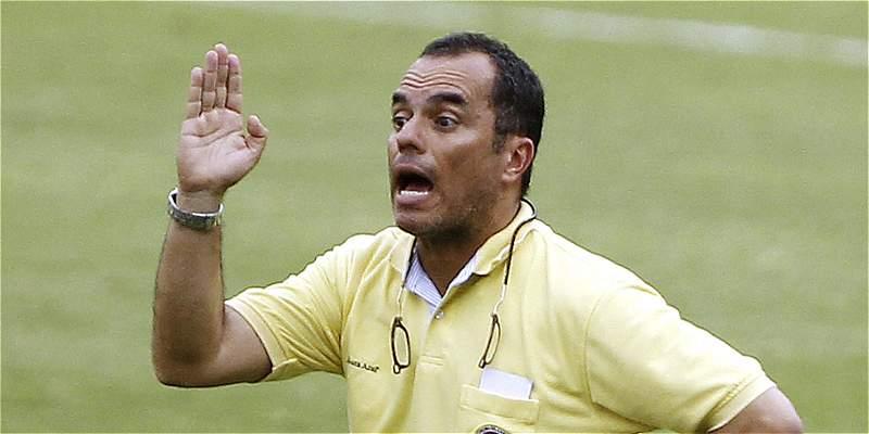 Jaime de la Pava nuevo técnico de Bucaramanga