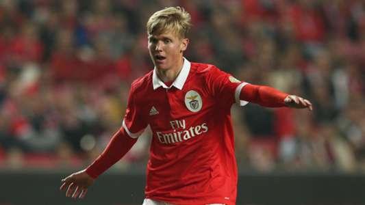 Keaton Parks Benfica