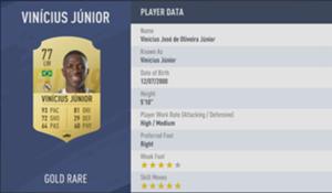 Vinicius Jr | FIFA 19