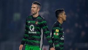 Robin van Persie, Renato Tapia, NAC - Feyenoord, Eredivisie 03032018
