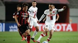 Kearyn Baccus FC Seoul v Western Sydney Wanderers AFC Champions League 15032017