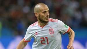 David Silva Spain World Cup