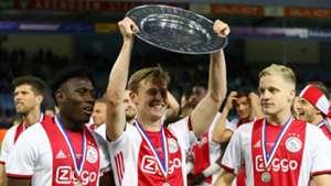 De Jong Ajax Eredivisie title 2019
