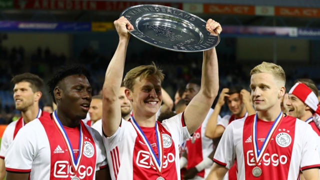 Ba Ajax 0 2 Barcelona - Querciacb