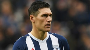 Gareth Barry West Brom 2017