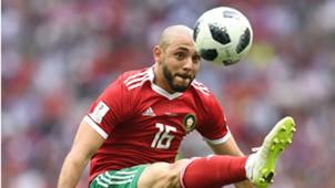 Nordin Amrabat, Morocco, FIFA World Cup 06202018