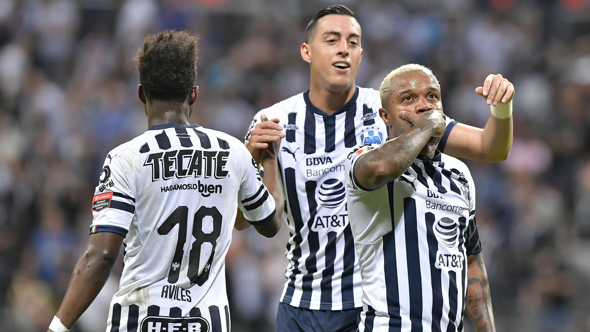 Monterrey 5-0 Sporting Kansas City: Liga MX Power's