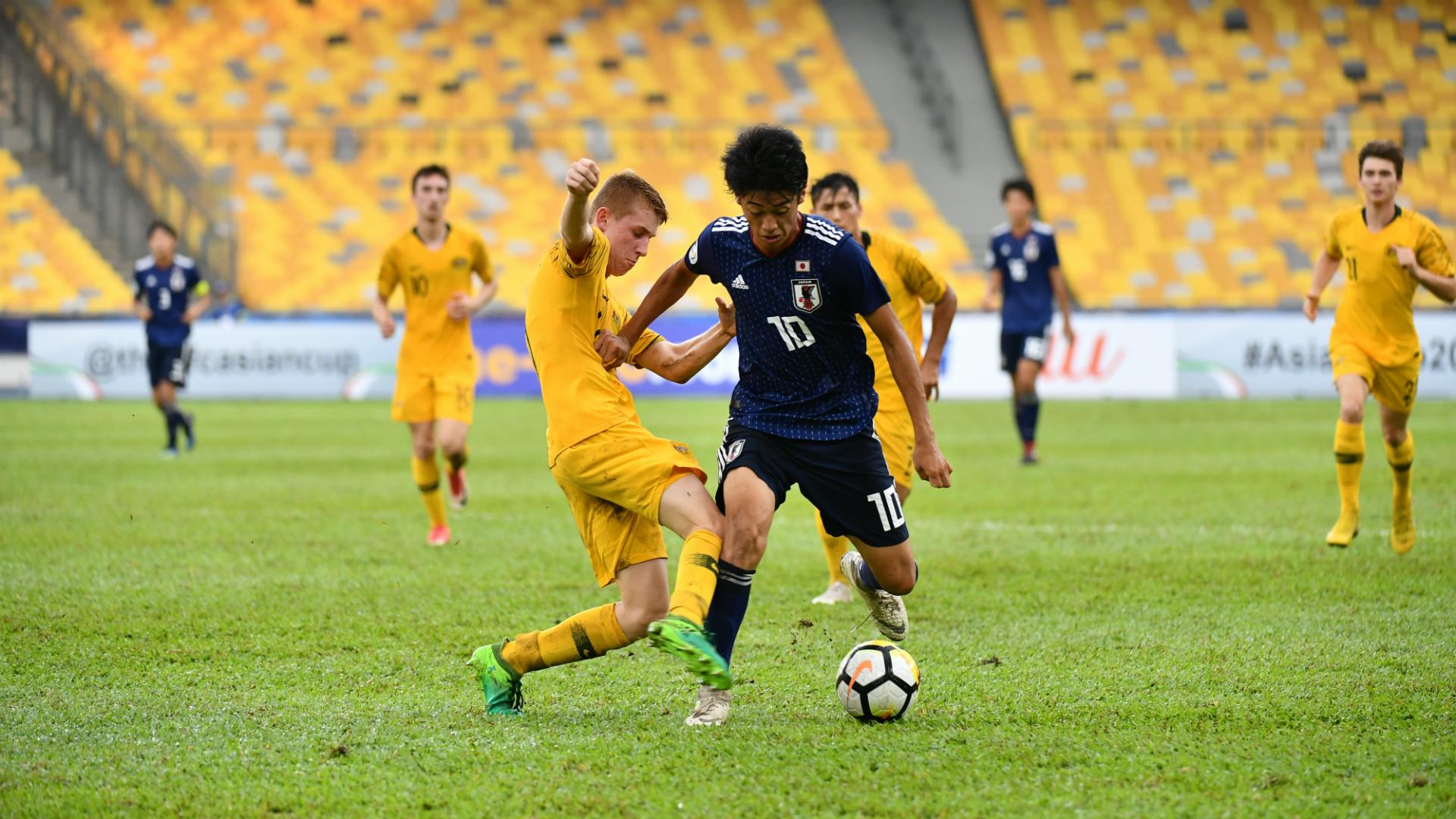 Jun Nishikawa, Japan U16, AFC U16 Championship