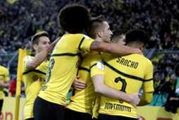 Witsel Reus Sancho Borussia Dortmund