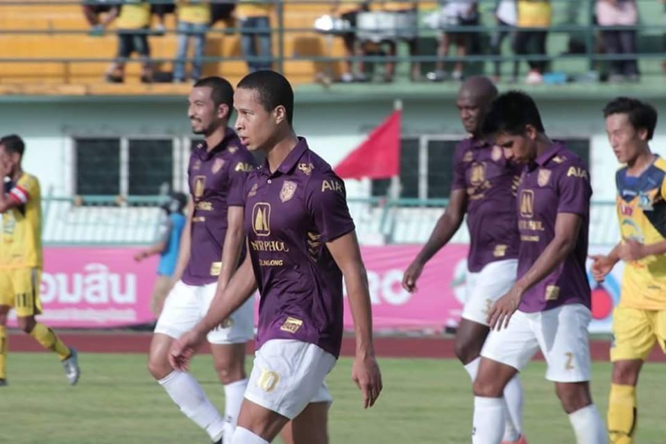 Image result for ระนองดับโทษราชบุรี 7-6 ลิ่ว 16 ทีมโตโยต้า ลีกคัพ