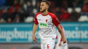 Jeffrey Gouweleeuw, Augsburg, Bundesliga 11252017