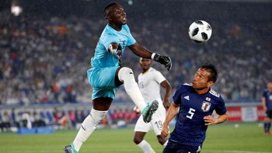 Japan v Ghana