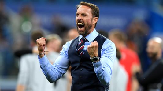 Gareth Southgate World Cup 2018