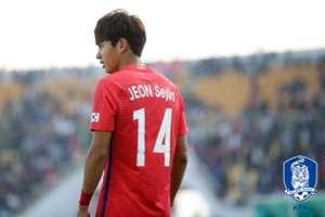 전세진 Jeon Se-jin