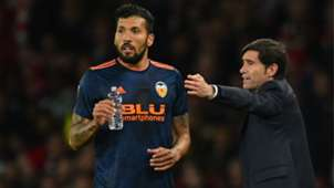 Marcelino Ezequiel Garay Valencia Europa League 2019