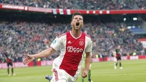 Klaas Jan Huntelaar, Ajax - Excelsior, 04132019