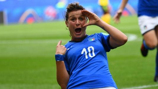VIDEO-Highlights, Frauenfußball-WM: Jamaika - Italien 0:5