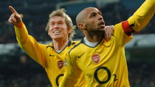 Thierry Henry Arsenal Champions League