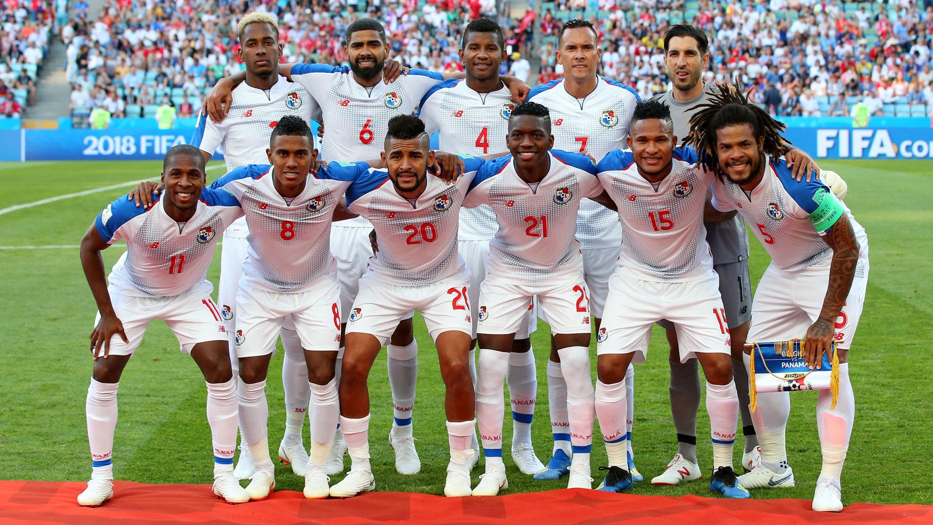 Panama 2018 Ergebnisse WM Kader