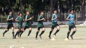 Latihan Indonesia U-19