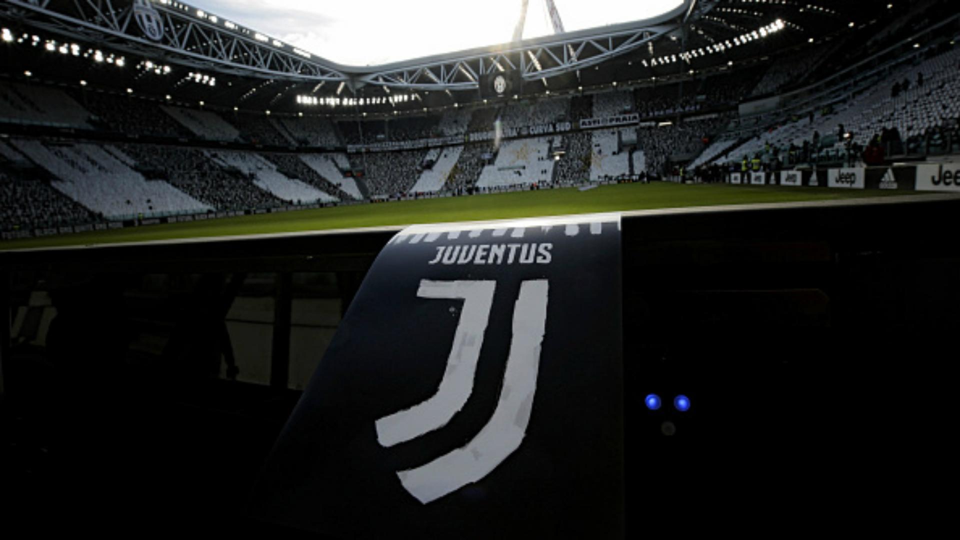 Juventus logo Serie A