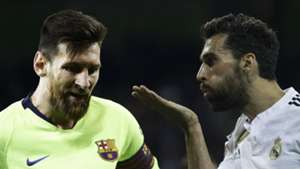 Lionel Messi Alvaro Arbeloa
