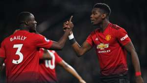 Eric Bailly, Paul Pogba